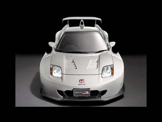 Mugen Honda NSX RR Concept NA2 2009