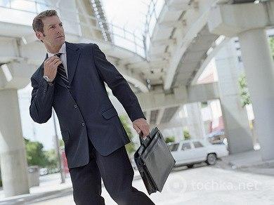 Чоловіча сумка - мода