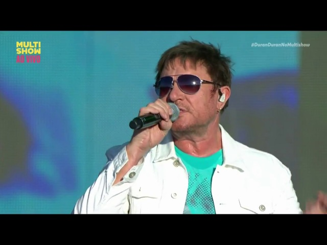 Come Undone - Duran Duran - Lollapalooza 2017