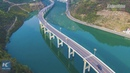 Breathtaking! Watch China's most beautiful over-water highway