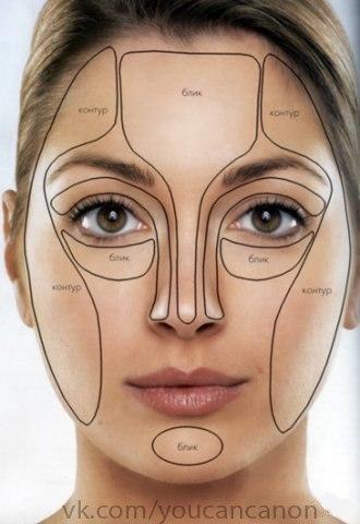 как наносить базу под макияж ревлон