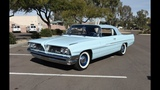 1961 Pontiac Catalina Convertible in Tradewind Blue Paint - My Car Story with Lou Costabile