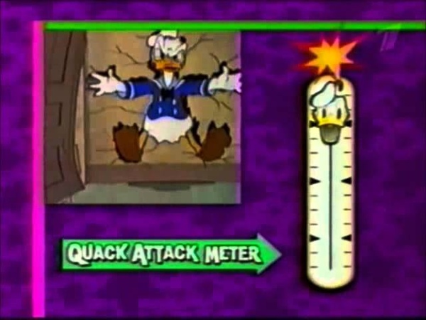 Quack Attack Intro Кряк бригада