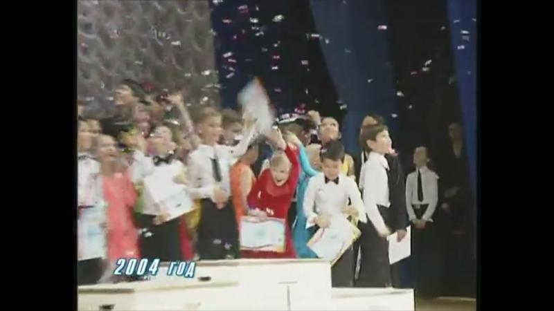 Сегодня в Абакане (ТВ Абакан, 1 марта 2004) Кубок мэра по спортивным танцам