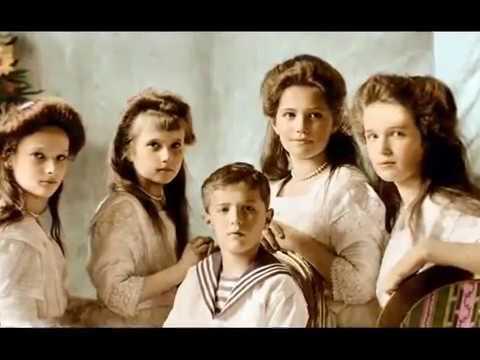 Царская семья. Цветные фотографии под музыку. » Freewka.com - Смотреть онлайн в хорощем качестве