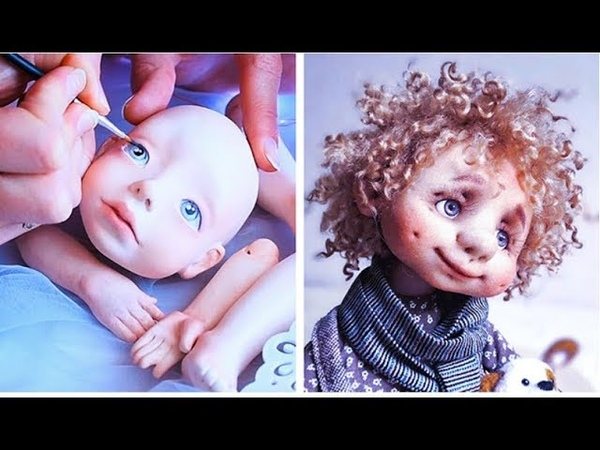 REALISTIC AND CUTE DOLLS THAT WILL IMPRESS YOU