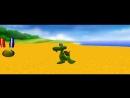 Вступительный ролик к игре Croc 2