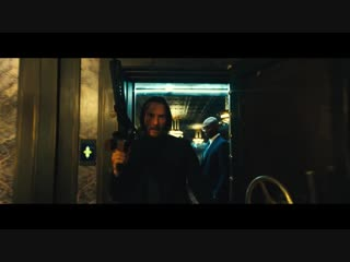 John Wick_ Chapter 3 - Parabellum (2019 Movie) Official Trailer Tease – Keanu Re