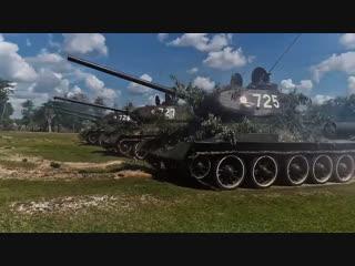 Армия Лаоса вернула России танки Т-34   9 января   Утро   СОБЫТИЯ ДНЯ   ФАН-ТВ