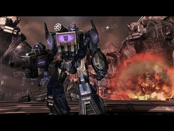Летсплей Трансформеры Битва за Кибертрон №3 Разрушеный Иакон