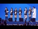 GFRIEND (2018.02.23) [Fancam] 2018 Pyeongchang Olympics Headliner Show - Navillera, Fingertip, Rainbow, Rough, Crush, Me Gustas