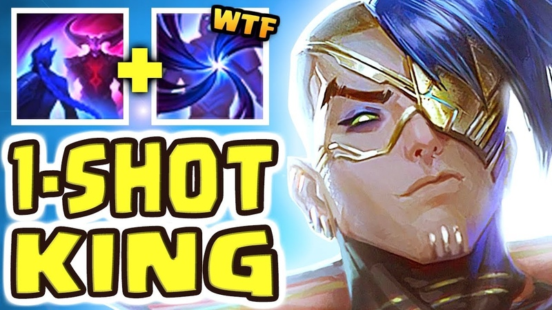 THE BEST WAY TO TILT A TEEMO MAIN!! ONE-SHOT SHADOW ASSASSIN KAYN JUNGLE | THIS DAMAGE IS NOT FAIR