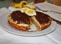 Как сделать пирог с бананами