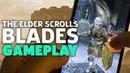 The Elder Scrolls: Blades Gameplay 2018