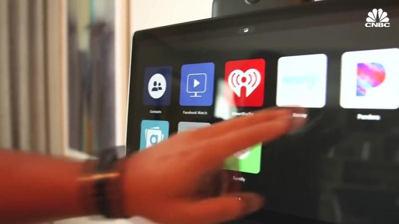 Facebook Unveils Portal Smart Speakers