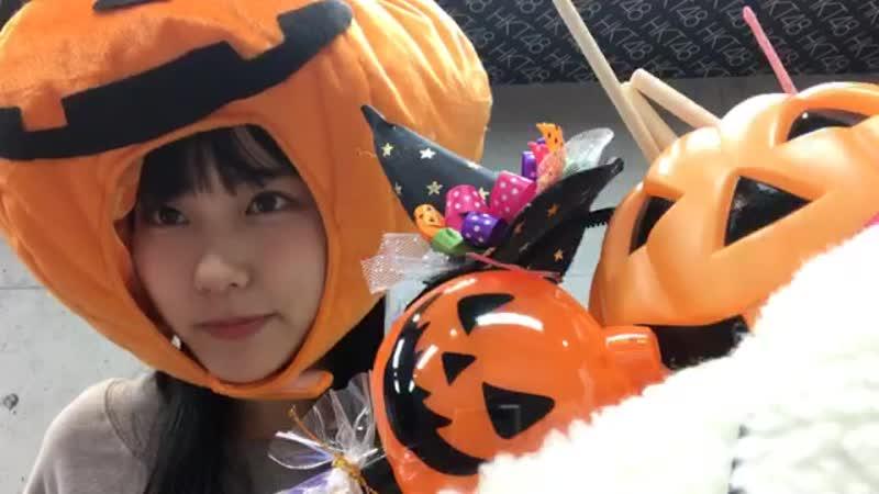 181027 Showroom - HKT48 Team H Tanaka Miku 2030