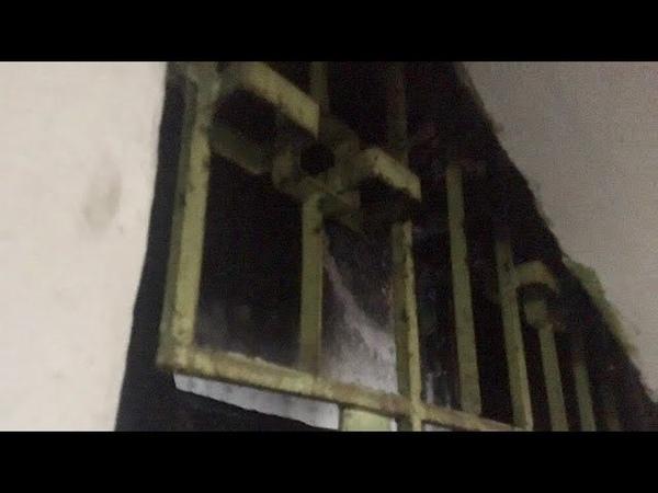 Колишній спалив дві квартири