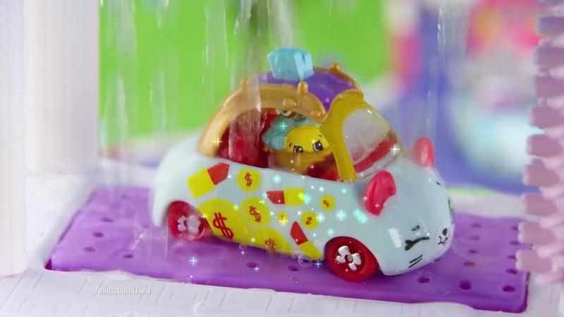 SHOPKINS CUTIE CARS   Color Change Cuties   Season 3   30