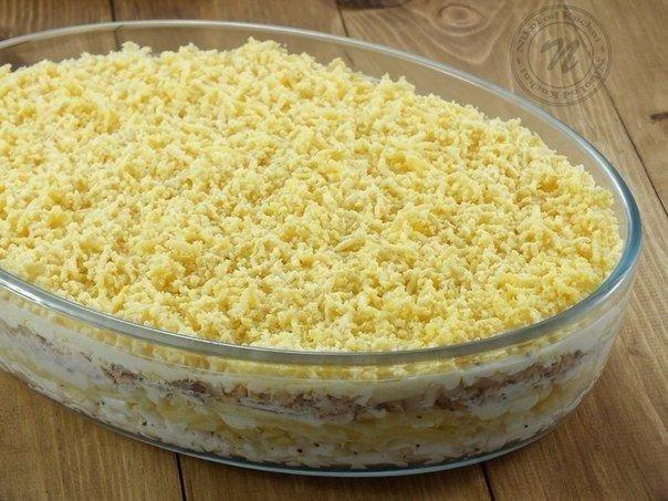 Австрийский салат Накануне праздников хозяюшки отыскивают свои кулинарные