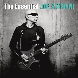 Joe Satriani альбом The Essential Joe Satriani
