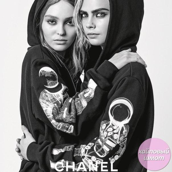 Худи Chanel -