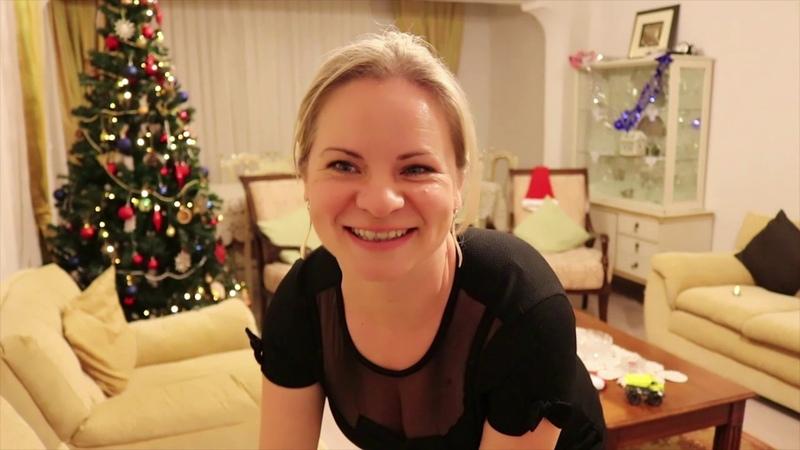Новый Год и Рождество в Турции с моей семьей