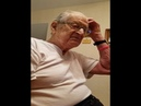 MY 98 YEAR OLD DAD'S REACTION WHEN HE FINDS OUT HOW OLD HE REALLY IS WARNING FOUL LANGUAGE