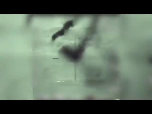 Уничтожение «Панциря С1» в Сирии