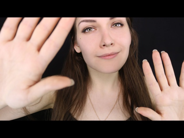 ASMR Reiki Healing Hand movements АСМР Рейки Движение руками Relaxation Session Role Play