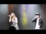 Matty B - Never To Young live in LA ft Maddi Jane