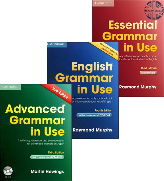 Murphy r. English grammar in use 4-edition /.