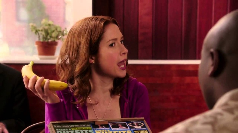 Kimmy and Titus speaking french (Unbreakable Kimmy Schmidt)
