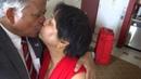 Aruna Hari Sharma Welcome Kiss Marriott Residence Inn Washington Dulles Airport Jun 10 2015