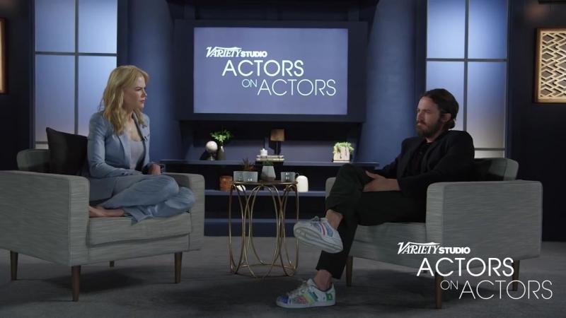 Nicole Kidman and Casey Affleck