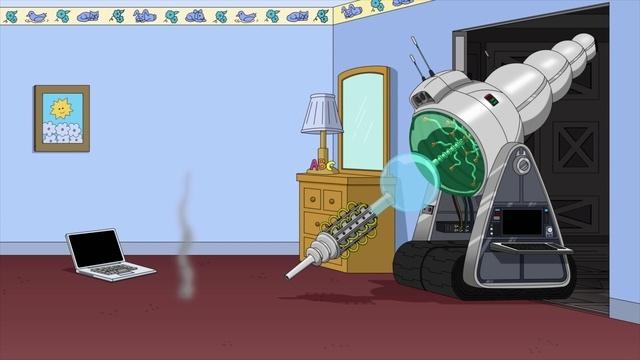 Family Guy | Гриффины (17 Сезон, 4 Серия) - Большие неприятности в маленьком Куахоге (OMSKBIRD)