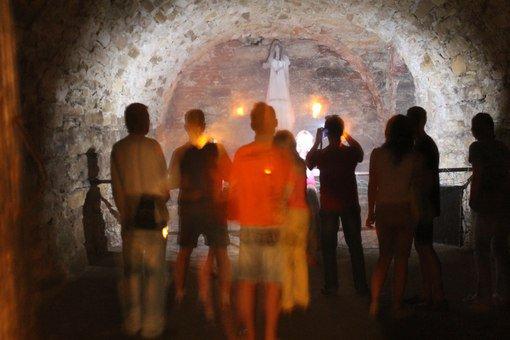Підгорецький замок та його секрети.Жінка привид | ВКонтакте