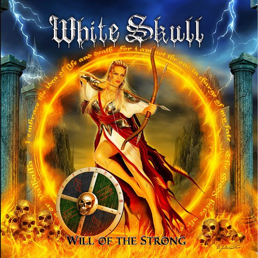 White Skull альбом Will of the Strong