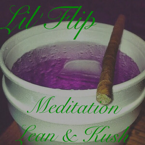 Lil' Flip альбом Meditation Lean & Kush