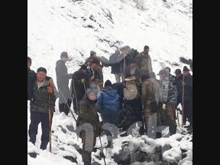 В Дагестане МЧС отказалось доставать погибшего мужчину из обрыва