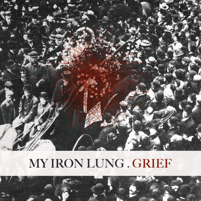 My Iron Long - Grief (EP) (2012)