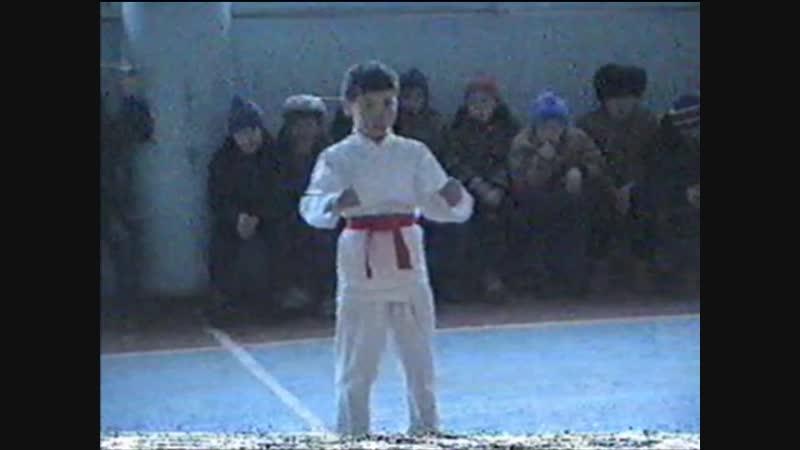 Каратэ-до в Аральске Анушка