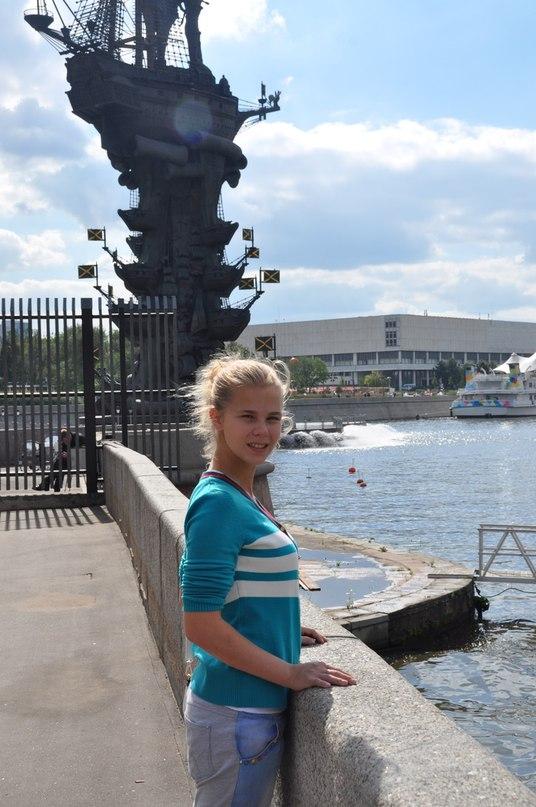 Лена Крылова   Москва