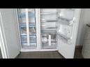 Встраиваемый Side by Side холодильник и морозильник Bosch