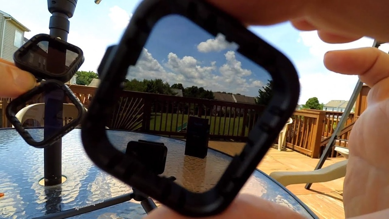 Review of the TELESIN ND Filters for Gopro Hero 5 6 ✔