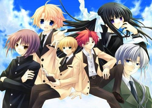 перевод демо-версии отоме новеллы Hakarena Heart ~Ta ga Tame ni Kimi wa Aru