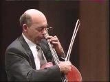 Janos Starker Cello Recital (JUL 1988)