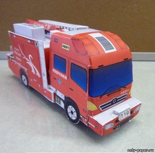 Пожарная машина / Fire truck