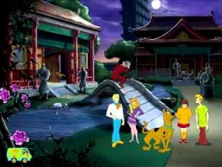 прохождение игры скуби ду и китайский дракон
