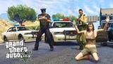 GTA V Обзор Модов Работа в Полиции, Ядерная Ракета в Гта 5.