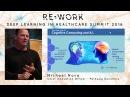 Michael Nova, CIO, Pathway Genomics - Deep Learning in Healthcare Summit 2016 - reworkDL
